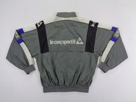 Le Coq Sportif Jacket Vintage Le Coq Sportif Windb