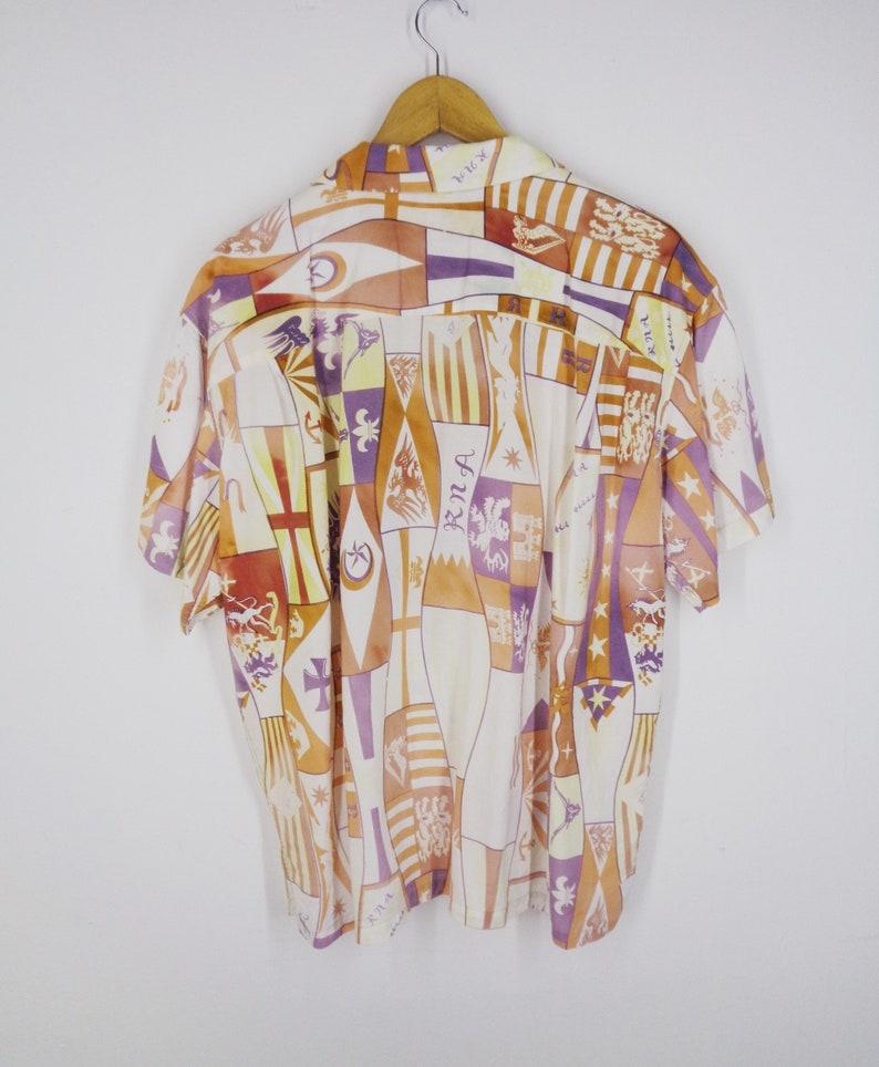 fe8b3d52c RNA Pre DNA Incorporation Shirt Vintage Men Size M Vintage | Etsy