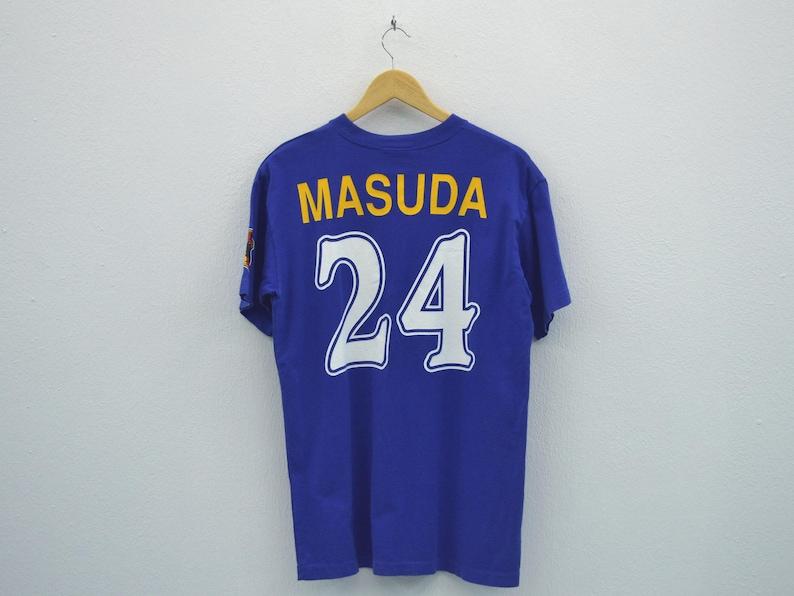 b2c88fd03b1 Japan Football Shirt Men Size S/M Masuda Japan T JFA Japan | Etsy