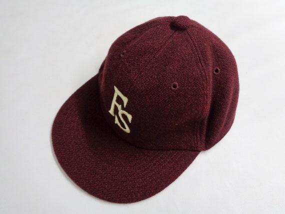 45rpm Cap Vintage 45rpm Hat Vintage 45rpm FS Made
