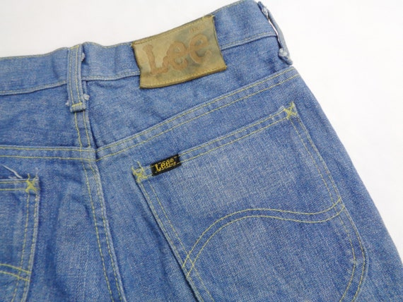 Lee Jeans Vintage Lee Denim Pants Size 27 Vintage