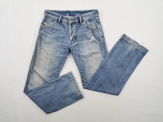 Diesel Jeans Distressed Size 30 Diesel Denim Pants