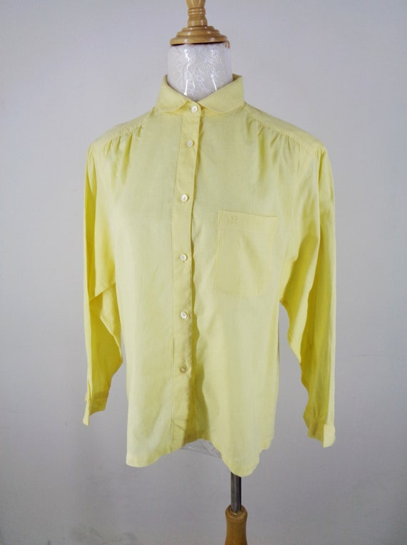 Givenchy Shirt Vintage Givenchy Button Up Shirt Vi
