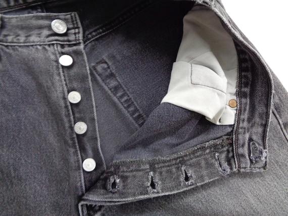 Levis 501 Jeans Distressed Vintage Size 33 Levis … - image 6
