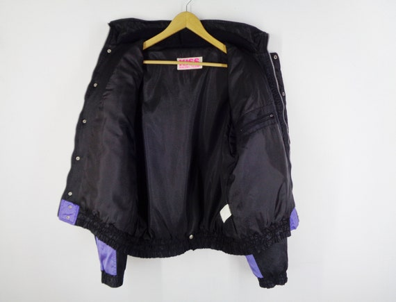 Kiss Racing Jacket Vintage Kiss Racing Windbreake… - image 4