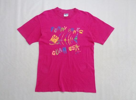 Funny Bones Shirt Vintage Funny Bones T Shirt Vint