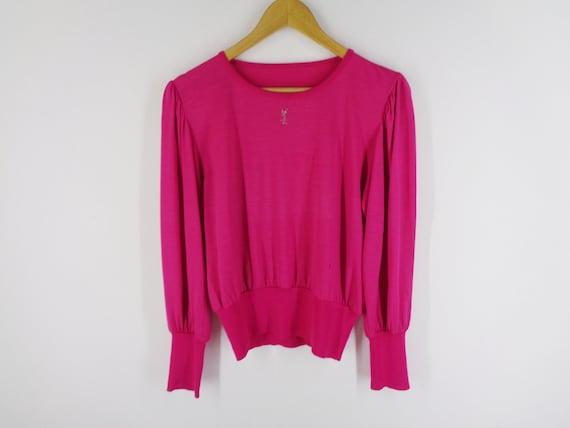 Yves Saint Lauren Shirt Vintage Yves Saint Lauren