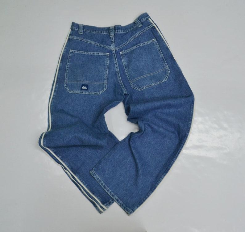 Eau Des Quiksilver Jeans Pantalon Made Usa In Années Denim Sel Taille Vintage 90 32 Sideline 8wOPkXn0