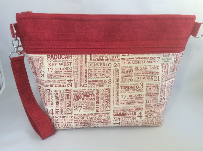 Travel Time! Project Tools Bag