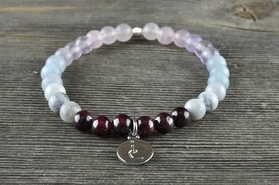 Caregiver, Gemstone Bracelet