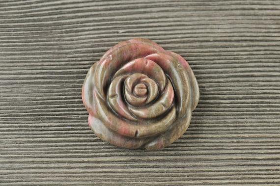 Rhodonite Flower!