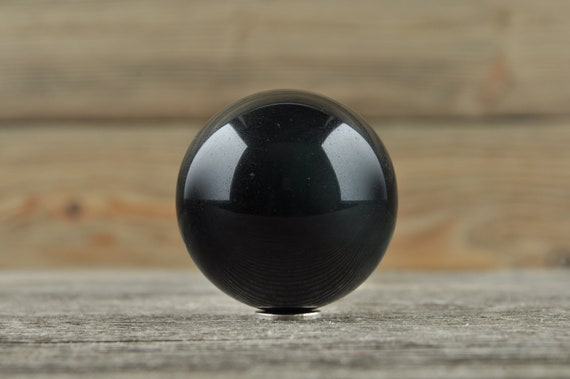 Rainbow Obsidian Sphere, 1.25 inches!