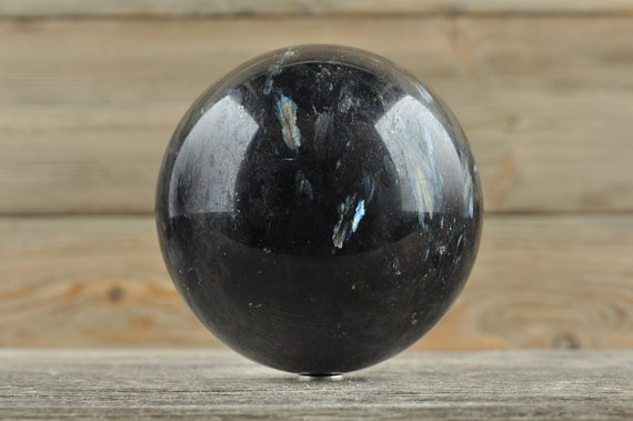 Arfvedsonite Sphere, 2.75 inches!
