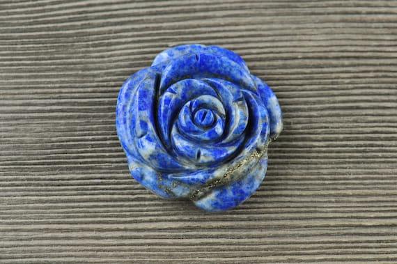 Lapis Lazuli Flower!