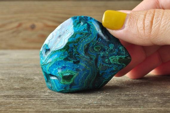 Rare Malachite Chrysocolla, Malachite, Crysocolla, Malachite Crystal, Crysocolla Crystal, Crystal Specimen, Green Crystals, Crystal Decor