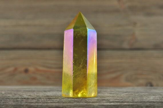 Rainbow Aura Obelisk Point!