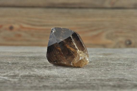 Rare Natural Black Morion Quartz
