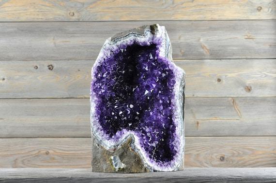 Beautiful, Quality, Rough Uruguayan Amethyst Cluster RG3-014