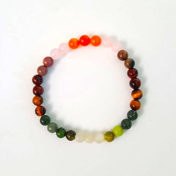 Fertility + Feminine Health, Gemstone Bracelet