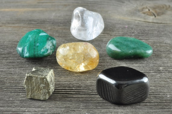 Abundance, Gemstone Collection!