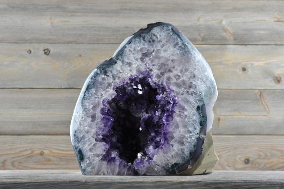Polished Uruguayan Amethyst Geode PL3-050!