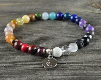 Chakra Balancer, Gemstone Bracelet, Crystal Bracelet, Healing Crystals and Stones, Reiki, Crystal Bracelet, Healing Crystals and Stones