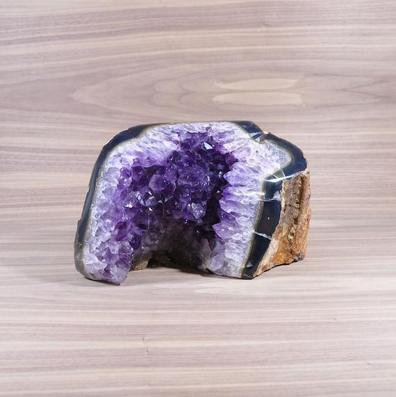 Polished Uruguayan Amethyst Geode PL3-002!