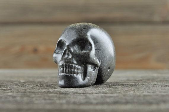 Natural Realistic Chohua Jasper Crystal Skull