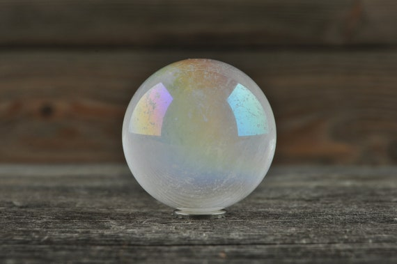 Angel Aura Sphere! 1.1 inches!