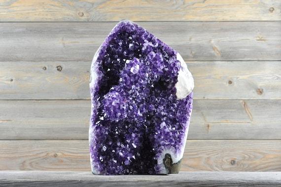 Polished Uruguayan Amethyst Geode PL2-041!