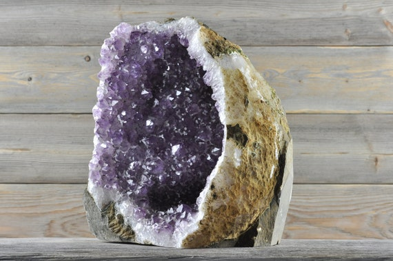 Beautiful, Quality, Rough Uruguayan Amethyst Cluster RG5-016