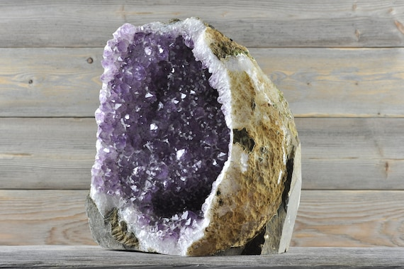 Beautiful, Quality, Rough Uruguayan Amethyst Cluster RG5-016