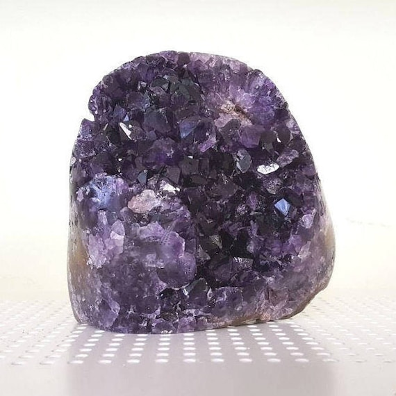 AA Quality, Uruguayan Polished Amethyst Cluster PL1-034