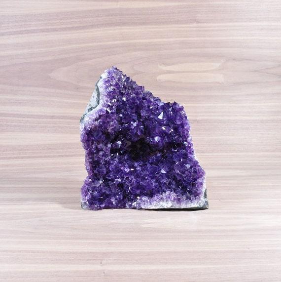 Beautiful, Quality, Rough Uruguayan Amethyst Cluster RG3-010