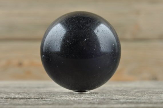 Rainbow Obsidian Sphere, 1.75 inches!