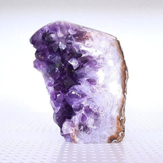 Polished Uruguayan Amethyst Geode PL3-043!