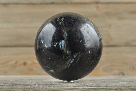 Arfvedsonite Sphere, 2.5 inches!