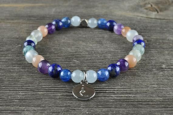 Intuition, Gemstone Bracelet