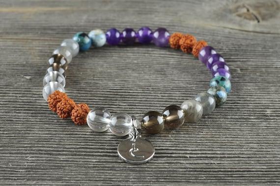 Mindfulness, Gemstone Bracelet