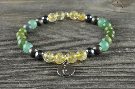 Abundance, Gemstone Bracelet