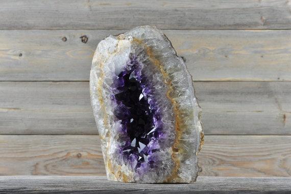 Polished Uruguayan Amethyst Geode PL3-038!