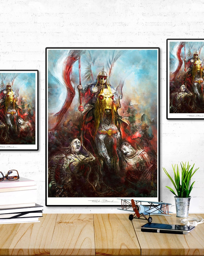 I'm Polish. Digital file Printable Art Digital Wall Art image 0
