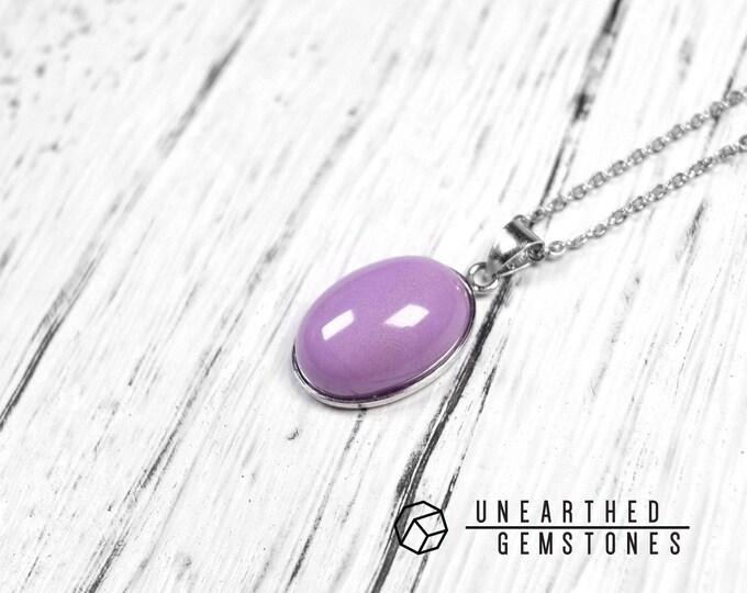 AAA Phosphosiderite Necklace