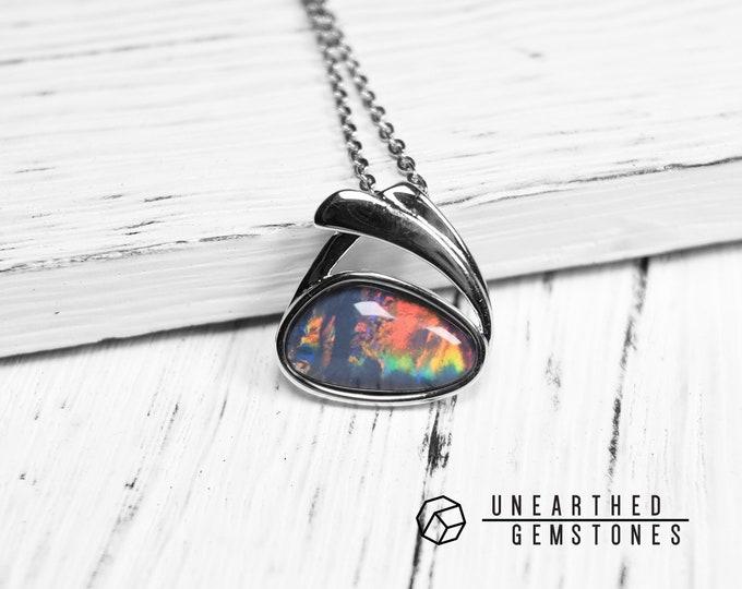 Opal Necklace 18mar02