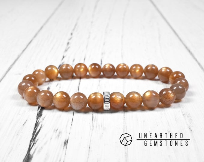 AAA Sunstone Bracelet