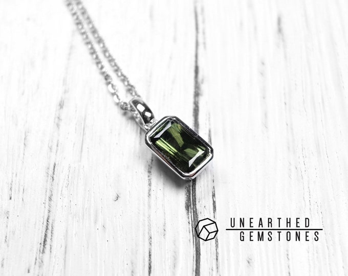 Genuine Moldavite Necklace