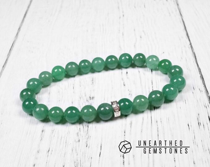 Imperial Green Aventurine Bracelet