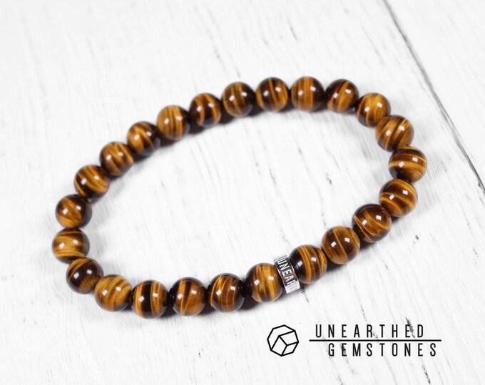 AAA Tiger's Eye Bracelet