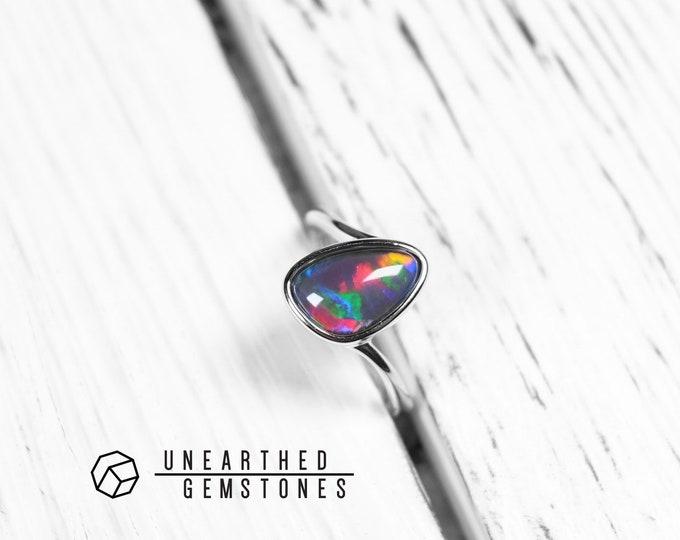 Size 7 Opal Ring 18mar702
