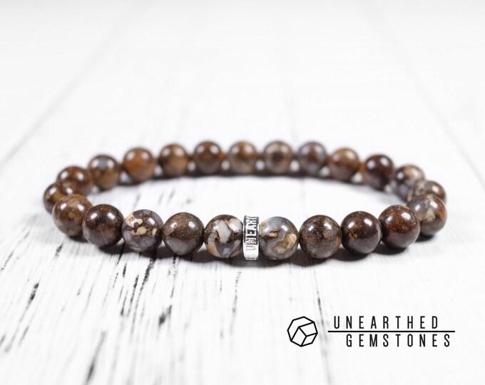 Brown Opal Bracelet